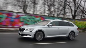 Skoda Superb Combi 2.0 TDI DSG 4x4 Laurin & Klement - test