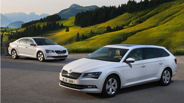 Skoda Superb GreenLine /Skoda