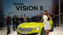 Skoda Vision X w Genewie