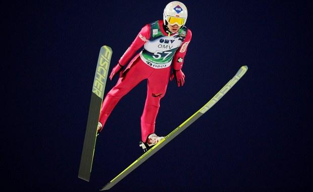 Skoki narciarskie: Kamil Stoch piąty w Oslo