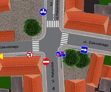 Skomplikowane skrzyżowanie czy niekompetencja urzędników?