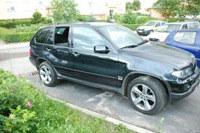 Skradzione BMW /Policja