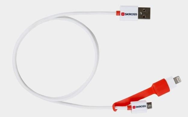 SKROSS 2w1 Micro USB & Lightning /materiały prasowe