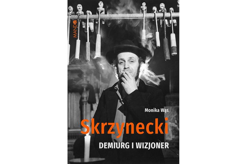 """""""Skrzynecki. Demiurg i wizjoner"""" Moniki Wąs /materiały prasowe"""