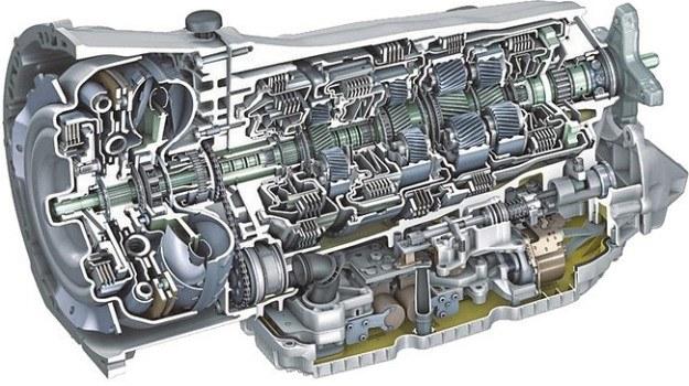 Skrzynia automatyczna 9G-Tronic /Mercedes