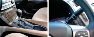 Skrzynia biegów Multidrive S – opcja do silników benzynowych. Jest to przekładnia bezstopniowa typu CVT, więc manetki za kołem kierownicy to raczej gadżet niż sensowne wyposażenie. (kliknij, żeby powiększyć) /Motor