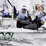Skrzypulec i Mrózek Gliszczynska mistrzyniami świata w żeglarstwie klasy 470!