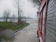 Skutki burzy w okolicach Częstochowy /RMF