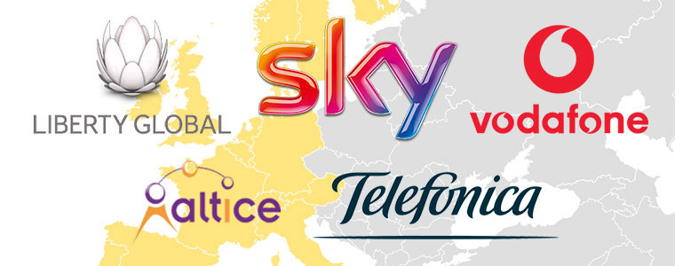 Sky pozostanie liderem przychodów z płatnej telewizji, generując w 2023 roku 8,49 mld dol. z telewizji satelitarnej. Liberty Global wniesie kolejne 3,91 mld dol., a Vodafone 1,21 mld dol. /SatKurier