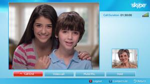 Skype dla platform Smart TV - koniec wsparcia