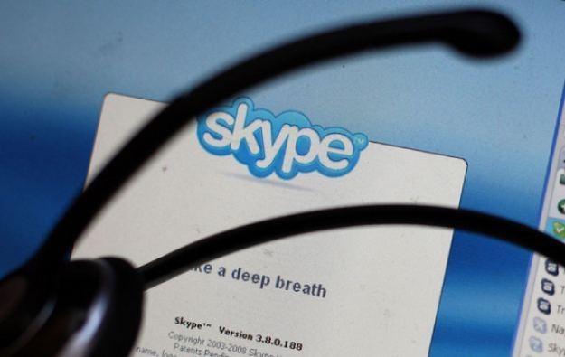 Skype w kolejnej konsoli Microsoftu? To więcej niż prawdopodobne /AFP