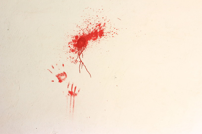 Ślady krwi znaleziono w domu kobiety i w aucie jej b. męża (zdjęcie ilustracyjne) /123RF/PICSEL