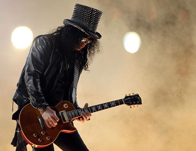 Slash to już ikona rocka - fot. Ronald Martinez /Getty Images/Flash Press Media
