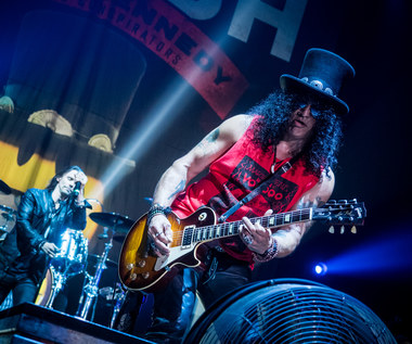 "Slash w Łodzi: Doda śpiewa w ""Sweet Child O' Mine""!"