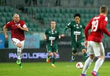 Śląsk Wrocław - Wisła Kraków 1-0 w meczu 22. kolejki Ekstraklasy