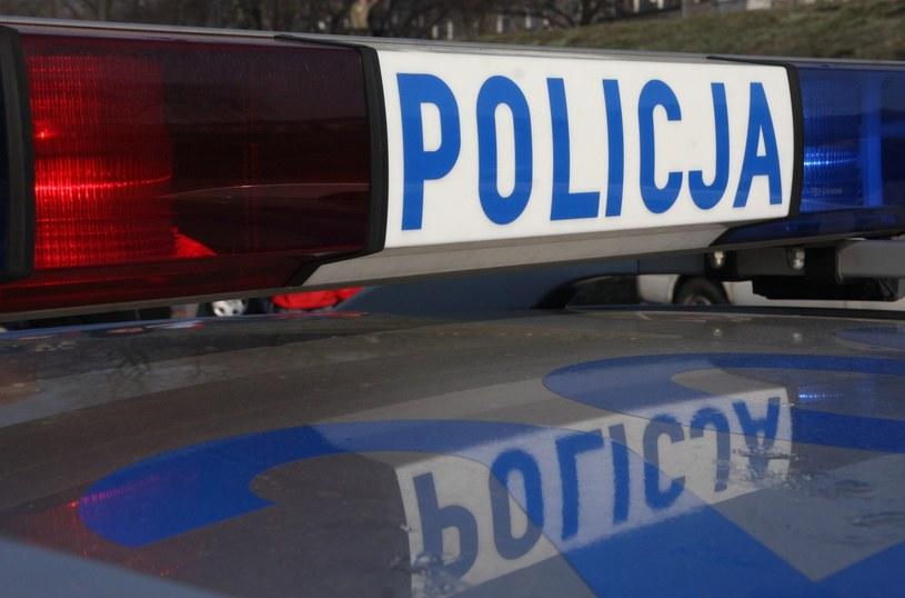 Śląskie: Policjanci szukali fikcyjnie porwanego /Damian Klamka/East News /East News