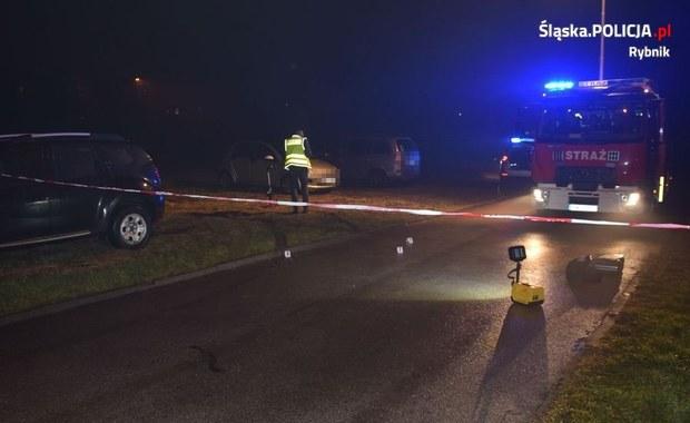 Śląskie: Potrącił policjanta i uciekł. Miał zakaz prowadzenia pojazdów