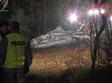 Śląskie: Specjaliści zbadają wrak awionetki