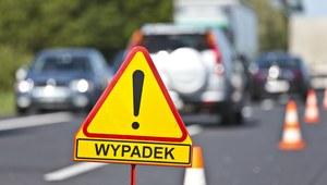 Śląskie: Wypadek na DK 1. Dwie osoby zginęły