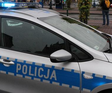 Śląskie: Zatrzymano kierowcę, który potrącił policjanta