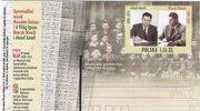 Sławik i Antall na karcie pocztowej