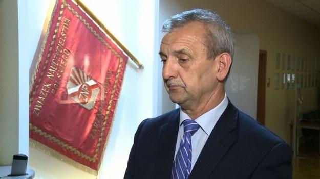 Sławomir Broniarz, prezes ZNP /Newseria Biznes