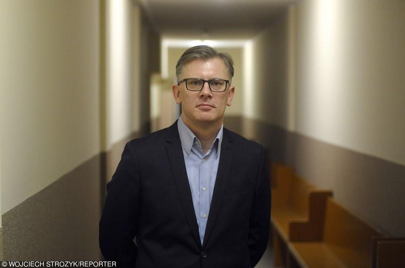 Sławomir Cenckiewicz /Wojciech Stróżyk /Reporter