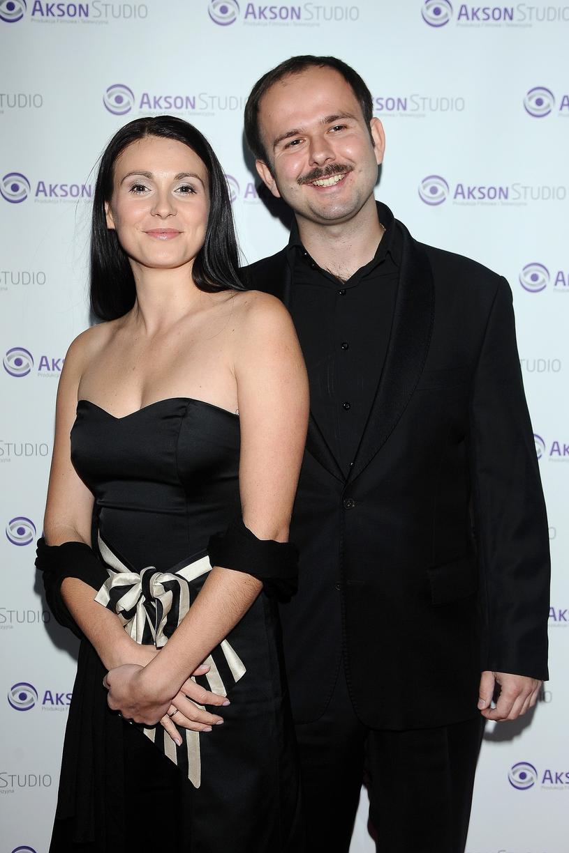 Sławomir i Kajra w 2012 roku /Michał Wargin /East News