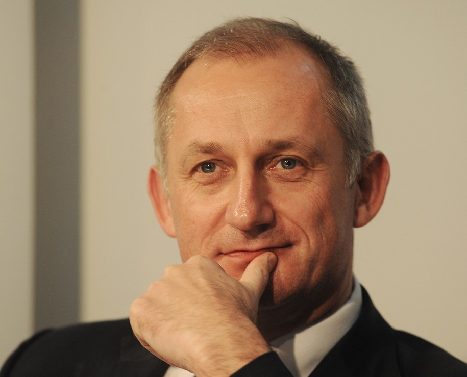 Sławomir Neumann / Andrzej Rybczyński    /PAP