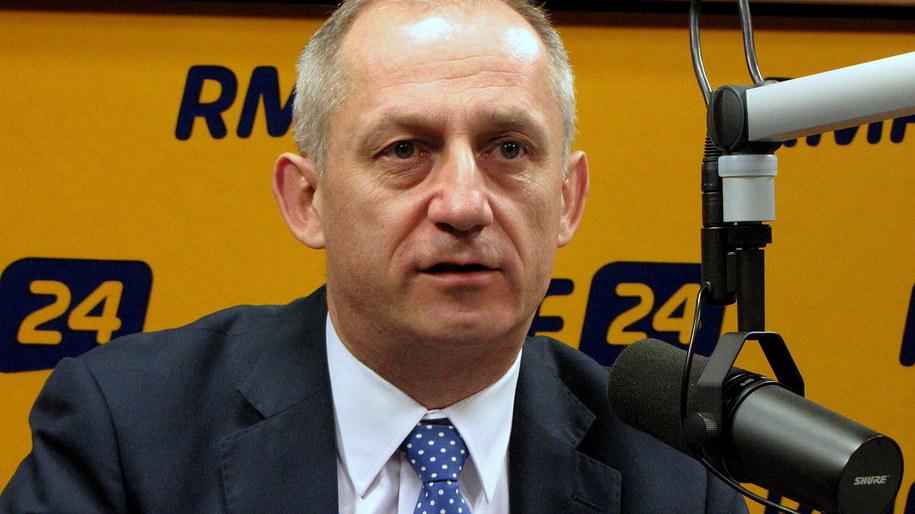 Sławomir Neumann /Kamil Młodawski /RMF FM