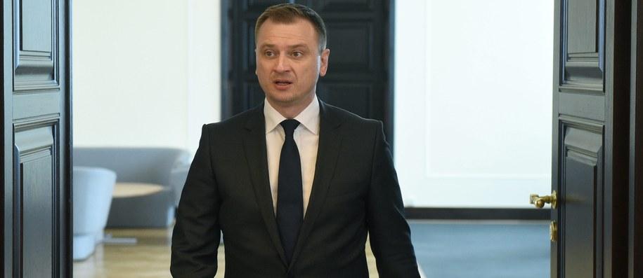 Sławomir Nitras zostanie posłem /Radek Pietruszka /PAP