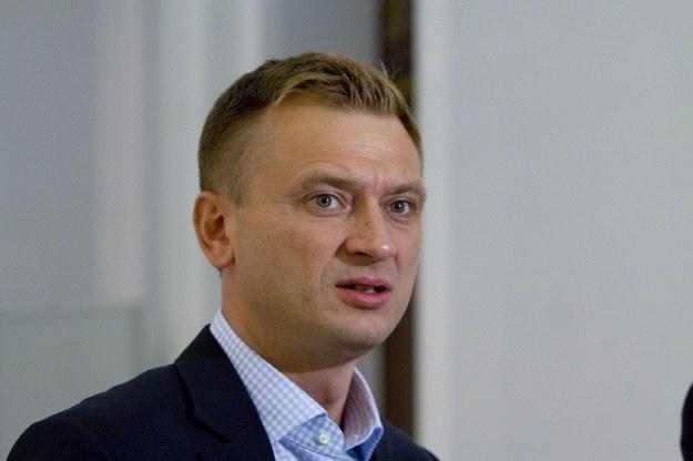 Sławomir Nitras /Krzysztof Jastrzębski /Agencja SE/East News