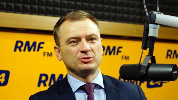 Sławomir Nitras /RMF FM
