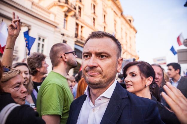 Sławomir Nitras /Aleksandra Szmigiel /Reporter