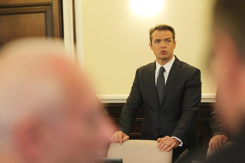 Sławomir Nowak /Radek Pietruszka /PAP