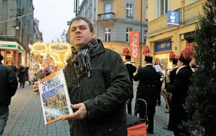 Ślązak jest pobożny, robotny, oszczędny, familijny - wylicza Marek Szołtysek/fot. Joanna Nowicka /EchoMiasta_Katowice
