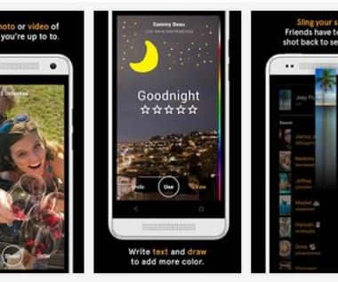 Slingshot - Facebook ma swojego odpowiednika Snapchat