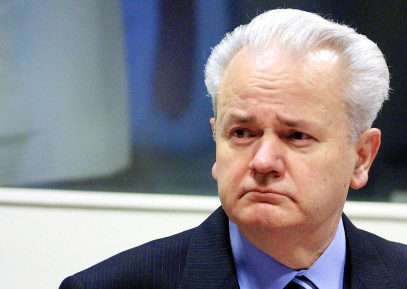 Slobodan Milošević /AFP