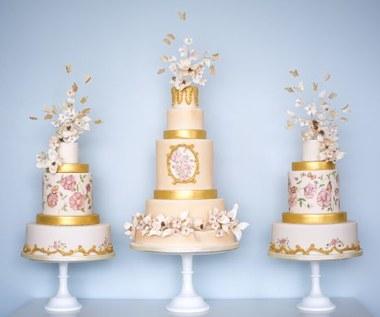 Słodkie ukoronowanie wesela