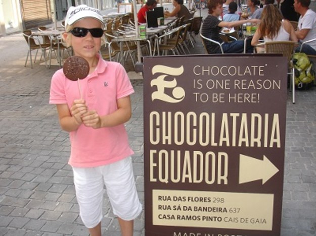 Słodycze Portugalii