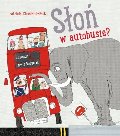 Słoń w autobusie /materiały prasowe