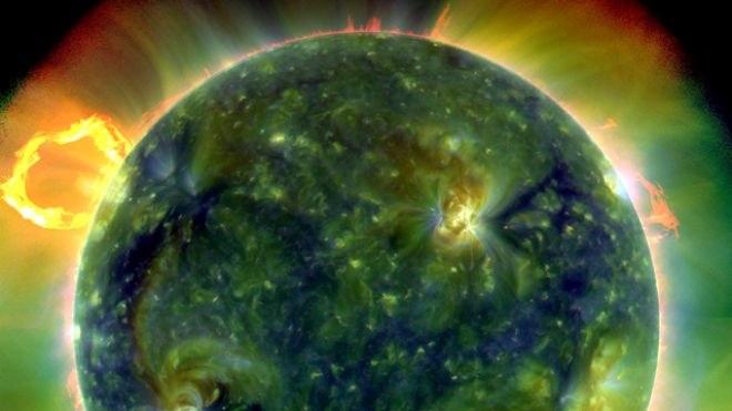 Słońce ma wiele siostrzanych gwiazd rozrzuconych po całym kosmosie /NASA