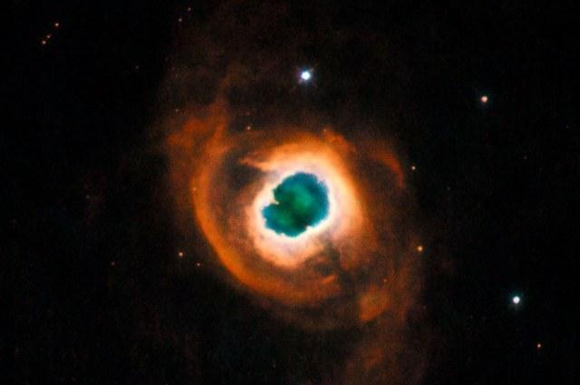 Słońce skończy jak gwiazda K 4-55 /NASA