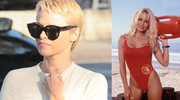 """Słoneczny patrol"": Pamela Anderson nie do poznania"