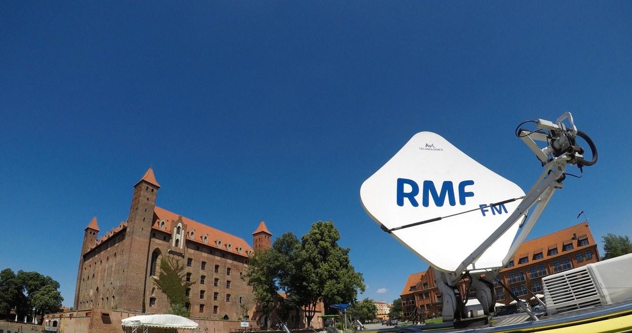 Słoneczny Patrol RMF FM przyjechał na Pomorze. Mamy dla Was pyszne lody!
