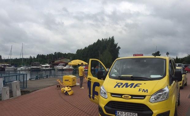Słoneczny Patrol RMF FM: W poniedziałek będziemy w Białymstoku!