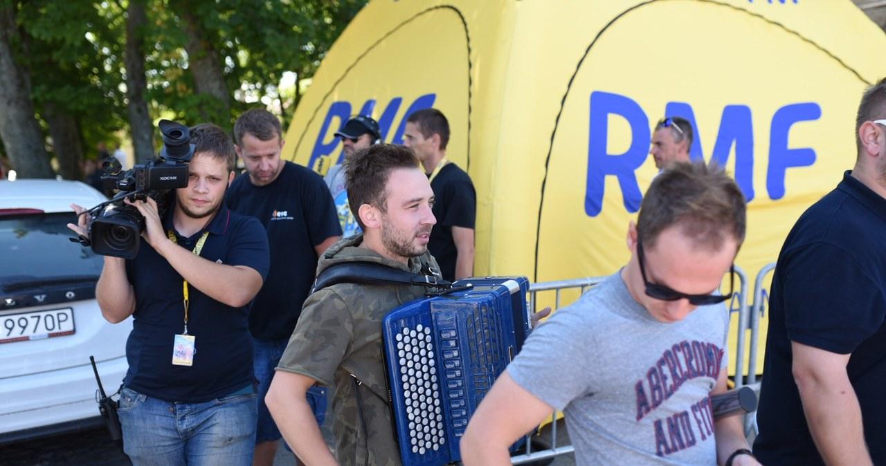 Słoneczny Patrol RMF FM: Wielkie karaoke z zespołem Enej