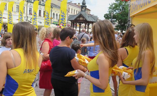 Słoneczny Patrol RMF FM zawitał do Rzeszowa. Zobacz, jak się bawiliśmy!