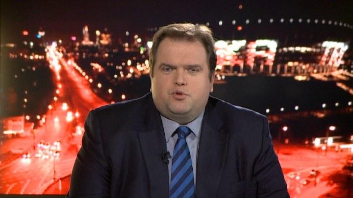 Słowa posłanki Pawłowicz skomentował Paweł Piskorski /TVN24/x-news