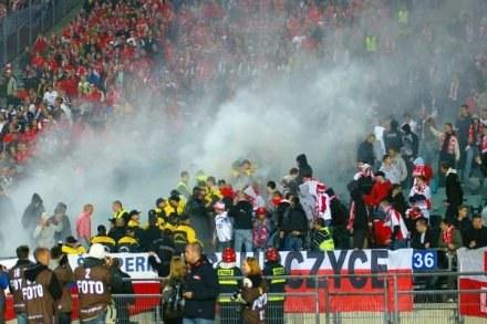 Słowacy boją się burd na stadionie w Bratysławie /INTERIA.PL